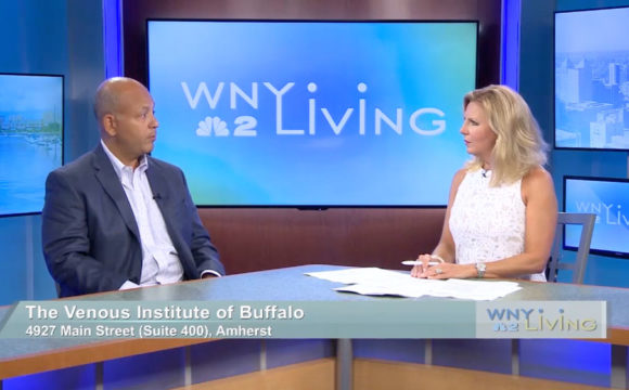 Dr. Vasquez Discusses Venous Reflux Disease With WNY Living